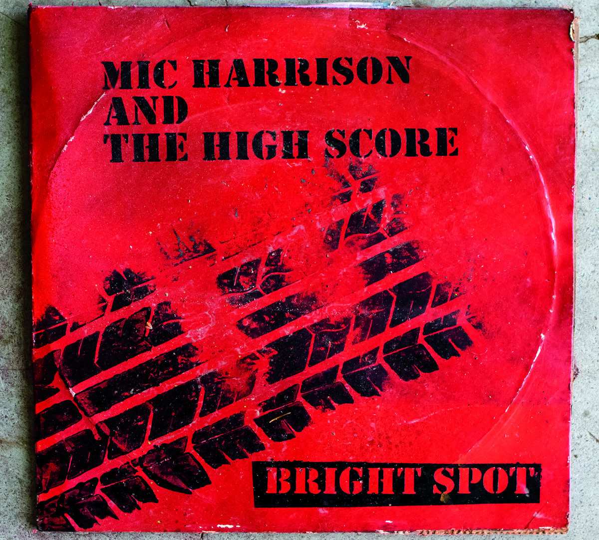 Mic Harrison and the High Score