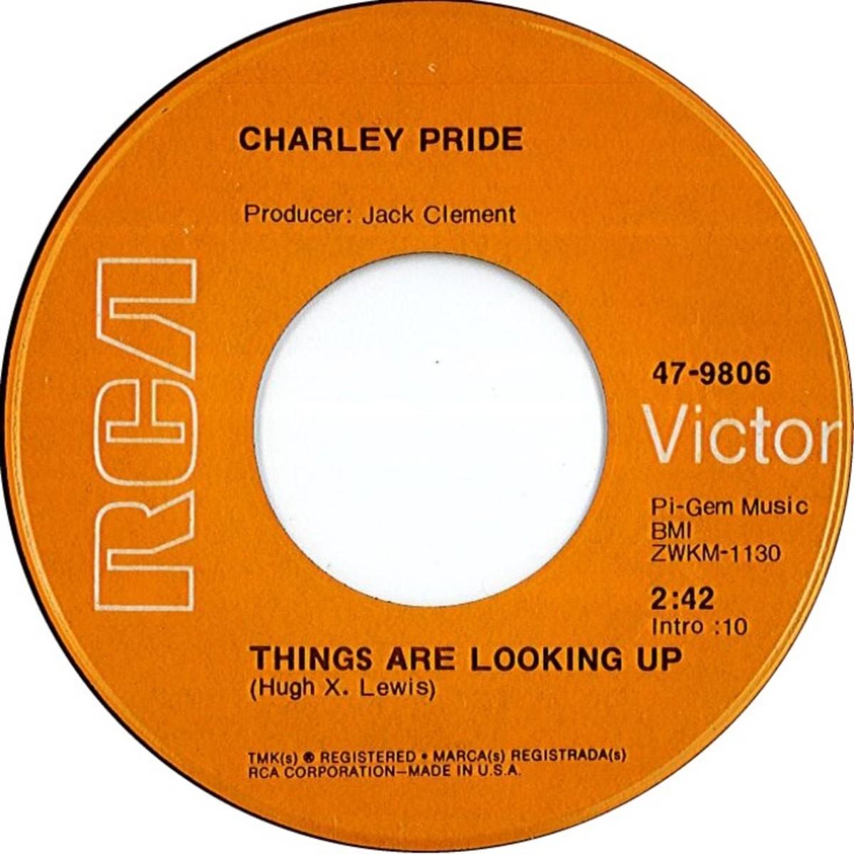 Charley flip side