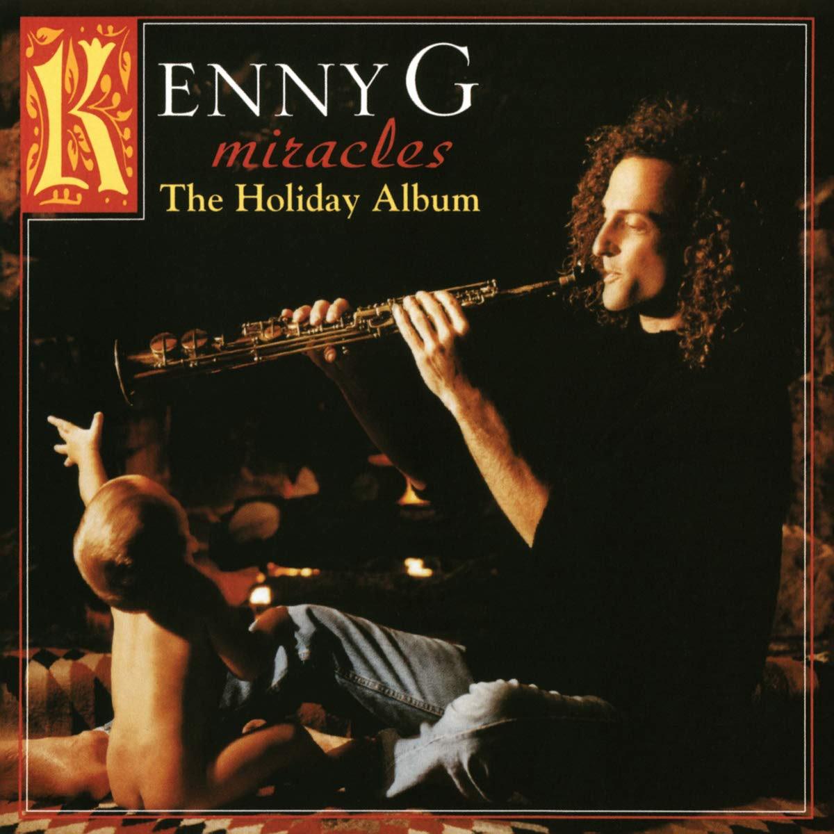 Sony Legacy's vinyl reissue of Kenny G's holiday album.