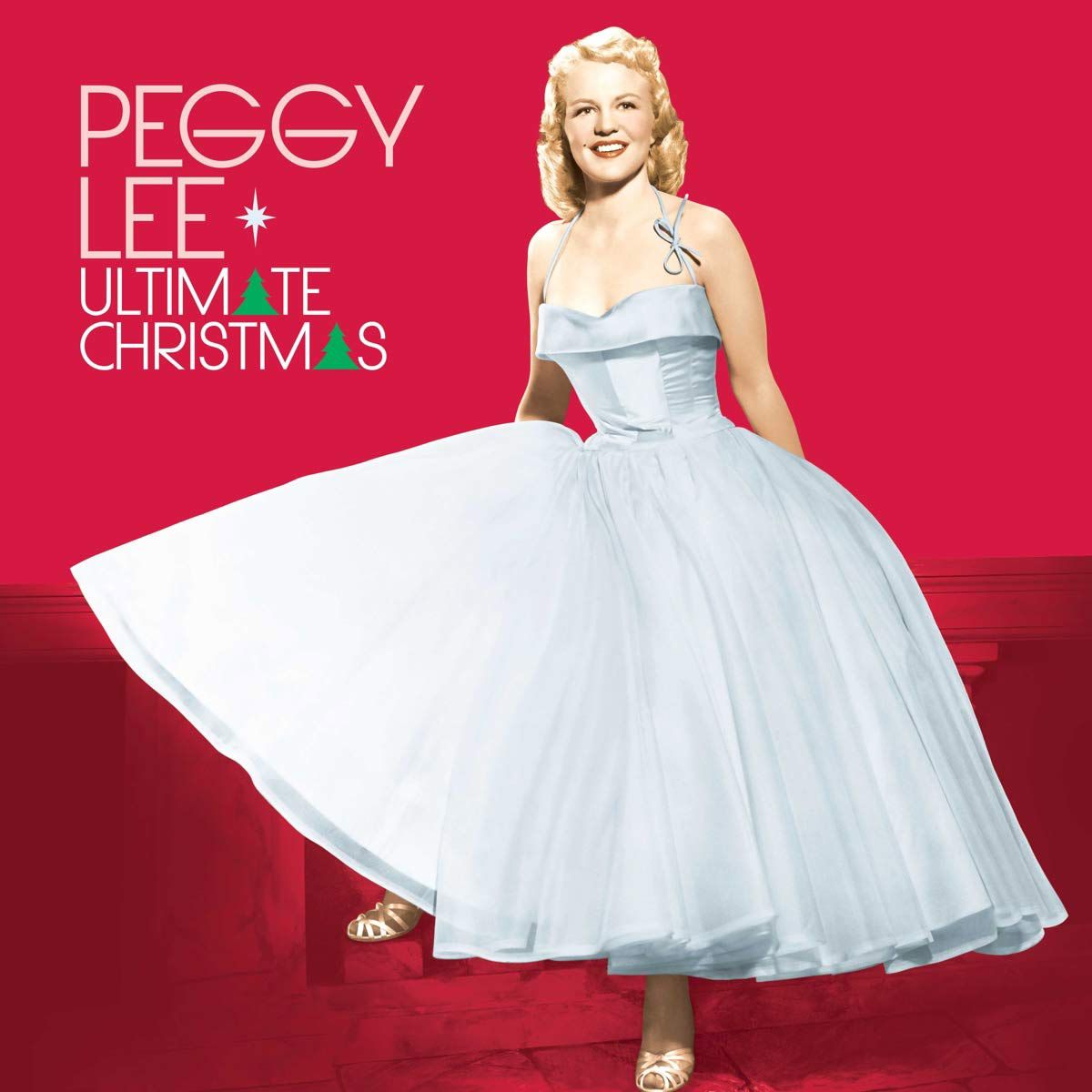 Forsophisticated holiday spirits, go with Peggy Lee's Ultimate Christmas(Capitol/UMe).