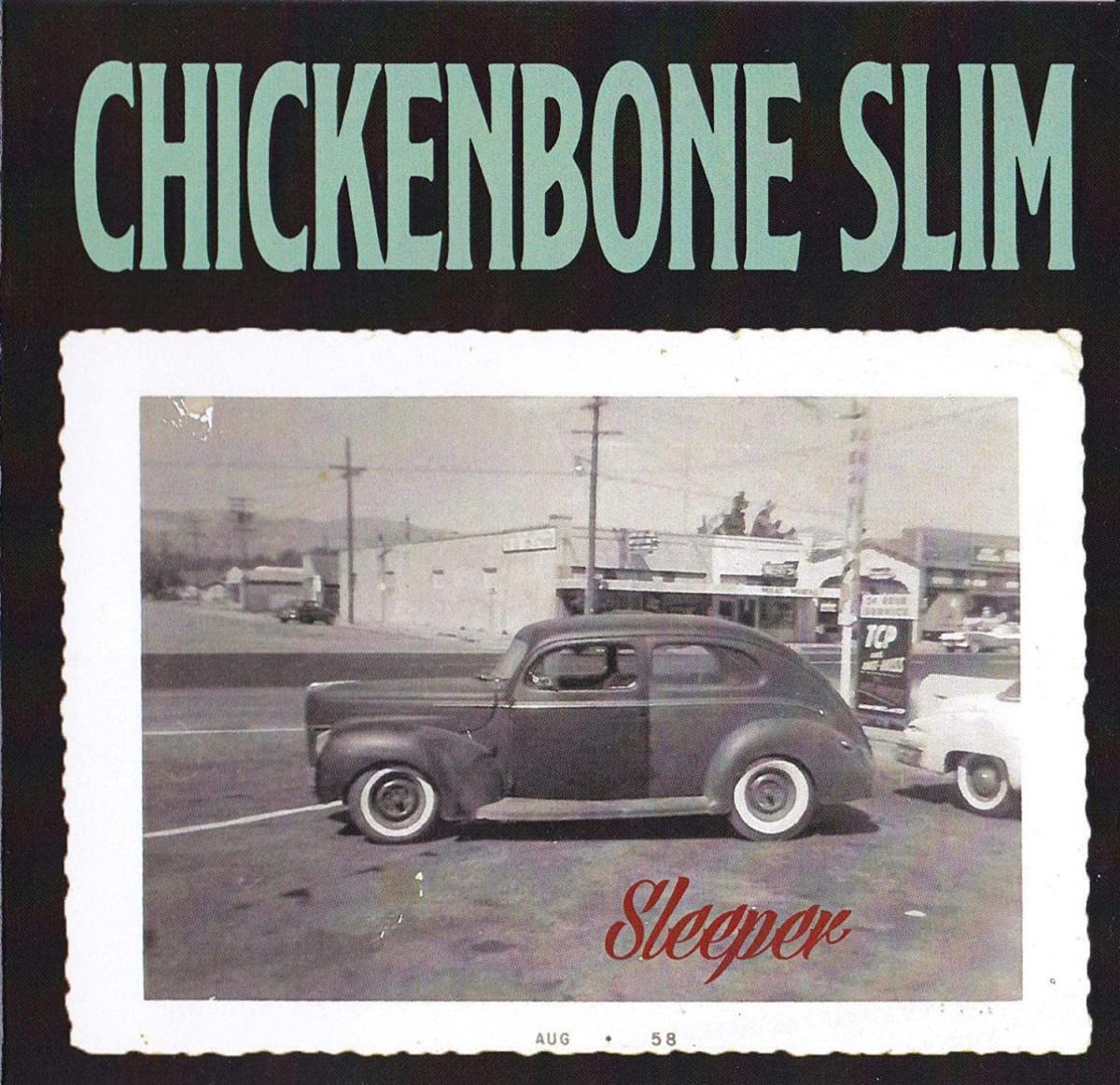 Chickenbone Slim