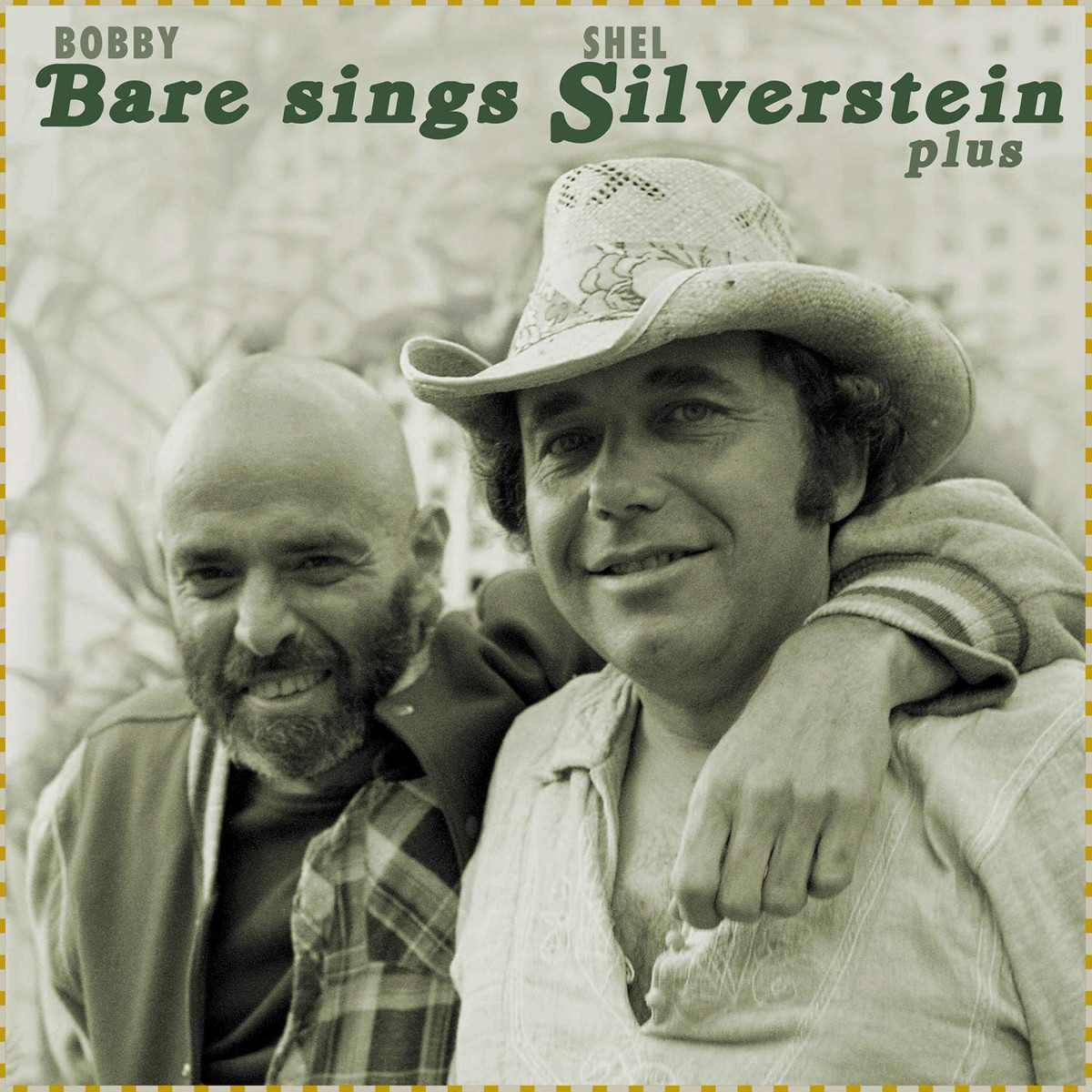 Bobby Bare Sings Shel Silverstein Plus