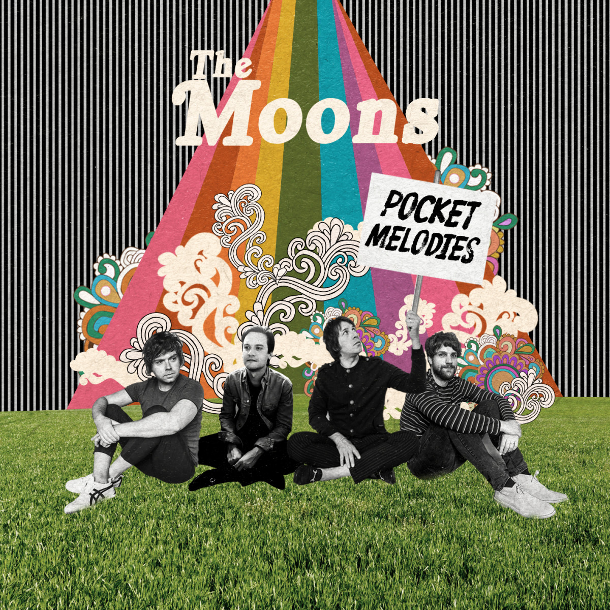 The Moons -- Pocket Melodies album cover