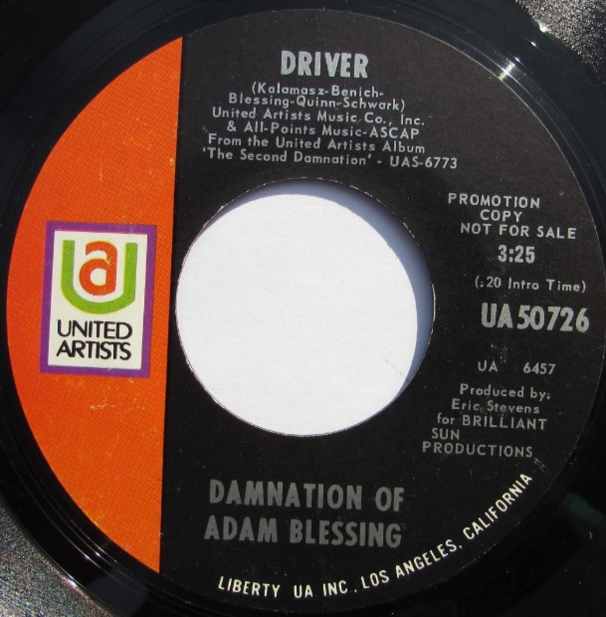 Damnation flip side