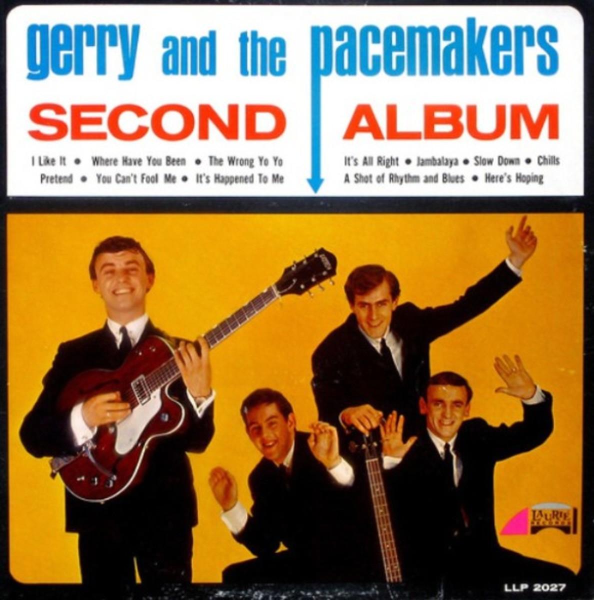 Gerry Marsden album