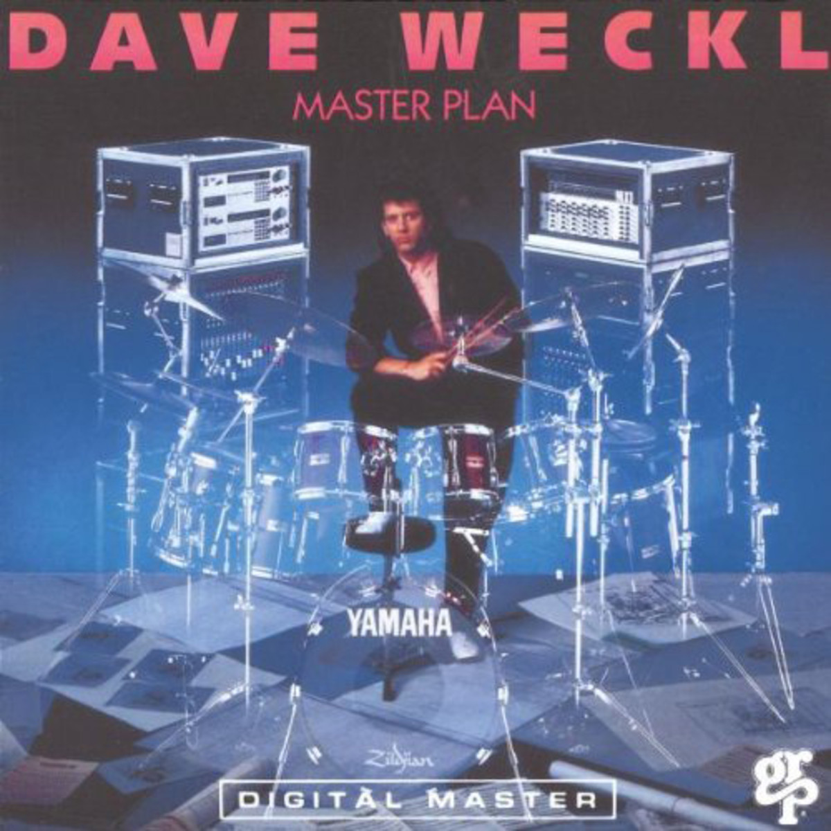 Dave Weckl, Master Plan