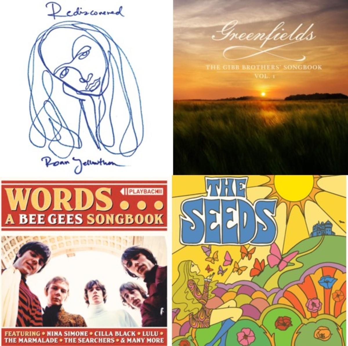 Roan 4 albums