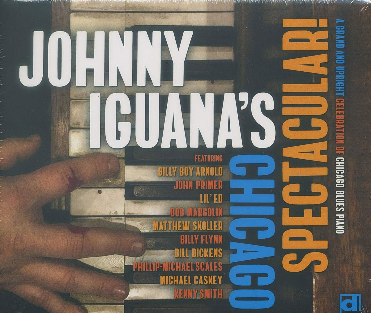 Johnny Iguana
