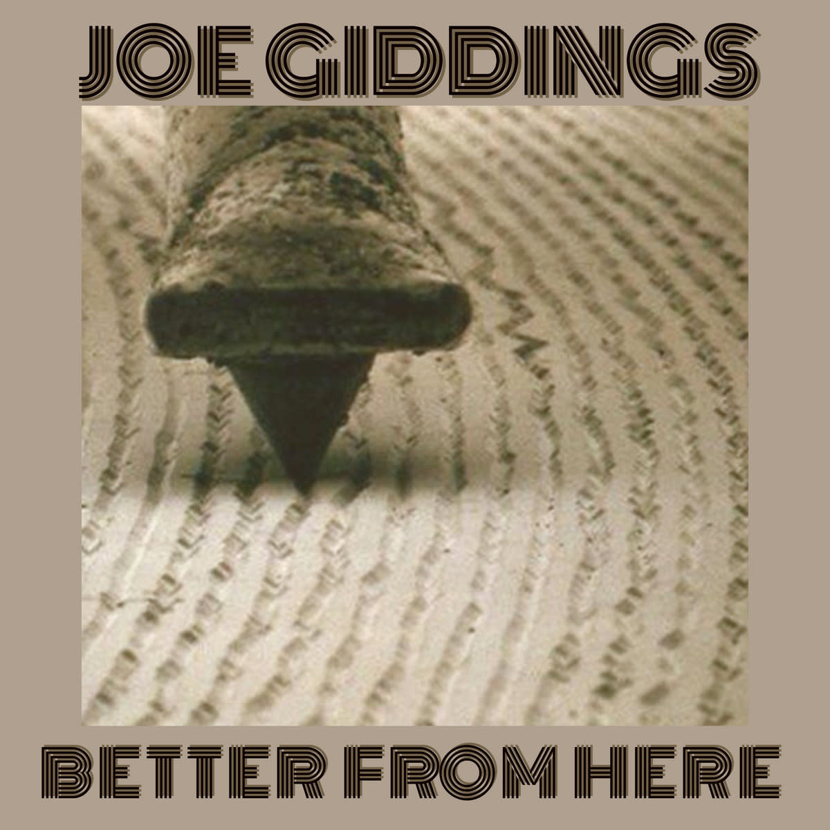 JOE GIDDINGS
