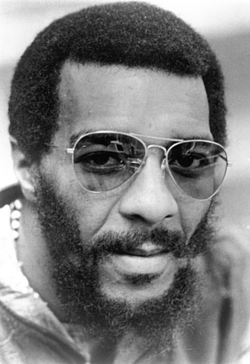 Richie Havens publicity photo released in 1974.