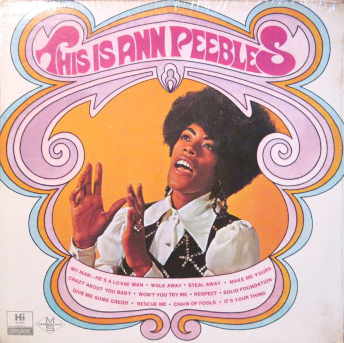 Ann Peebles — This Is Ann Peebles