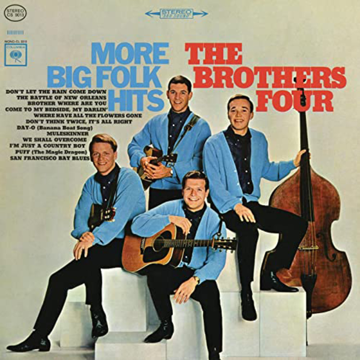 brothers four hits