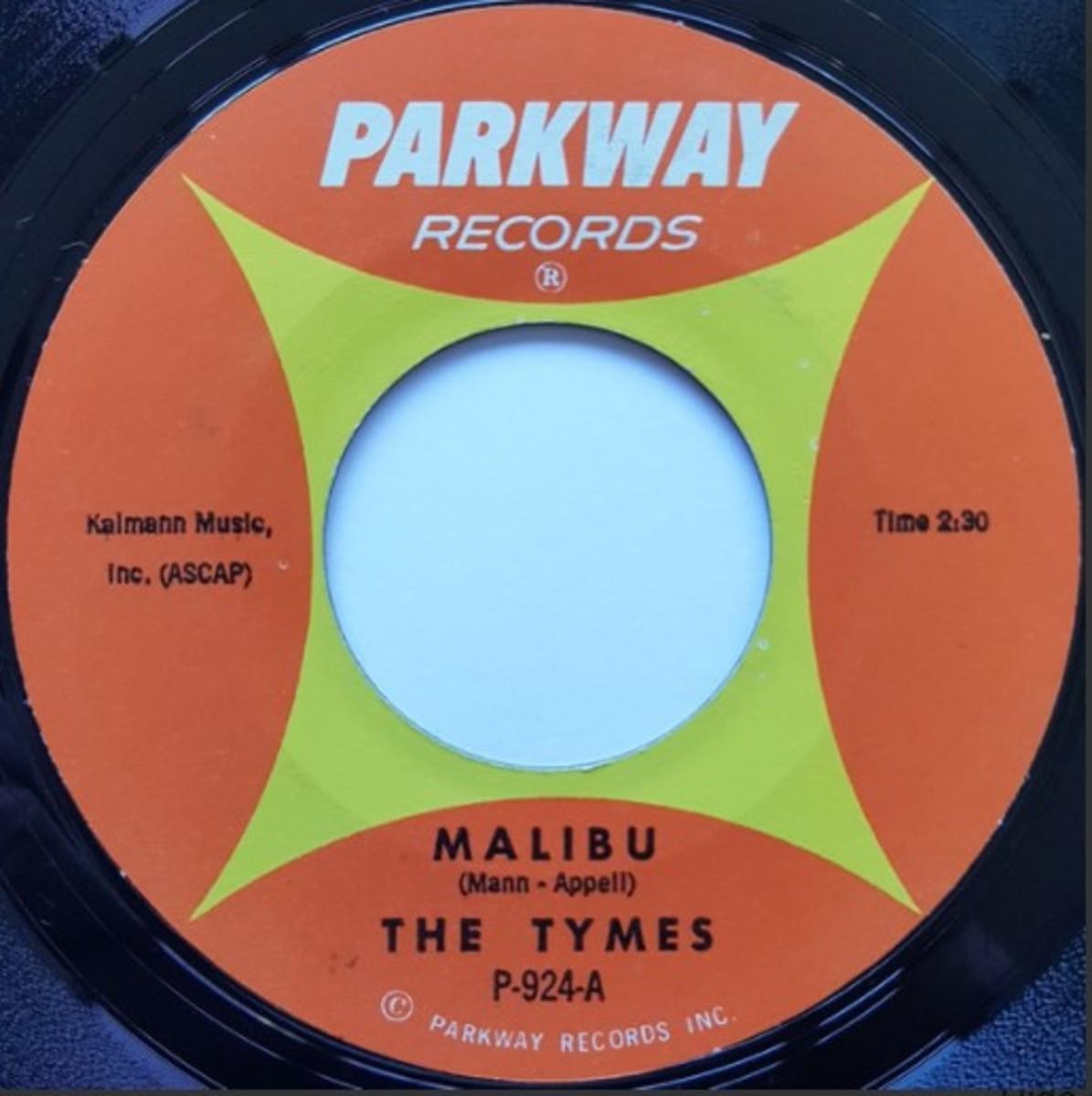 The Tymes Malibu