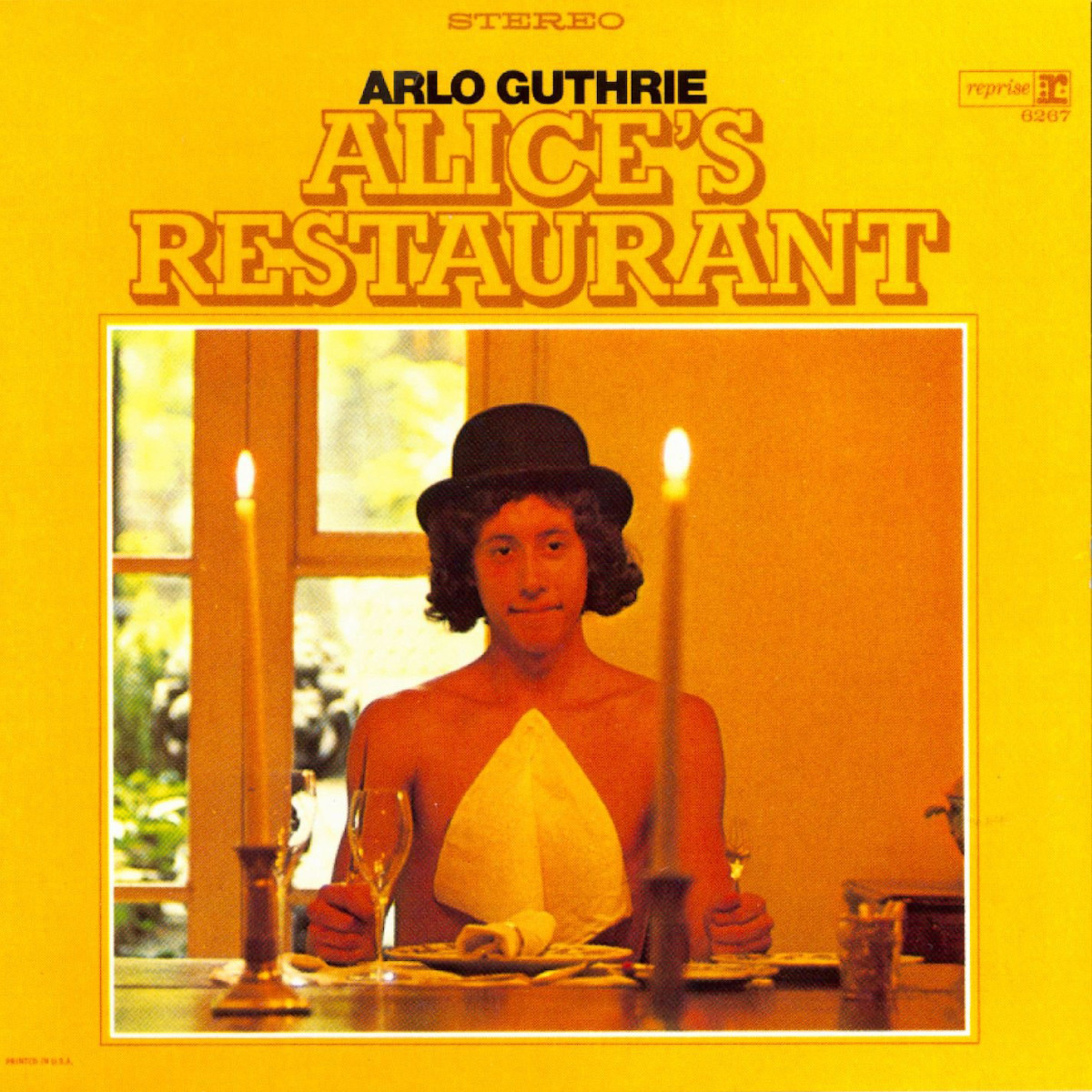 Arlo Guthrie, Alice's Restaurant