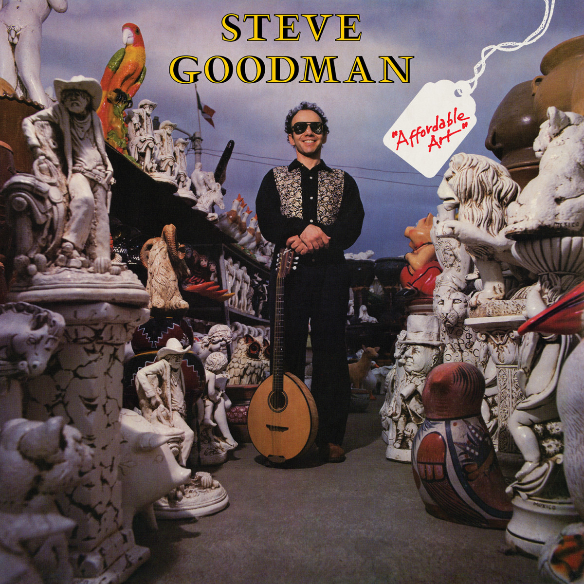 Steve Goodman, Affordable Art