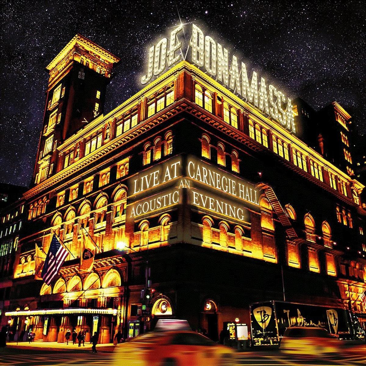 Joe Bonamassa, Live At Carnegie Hall