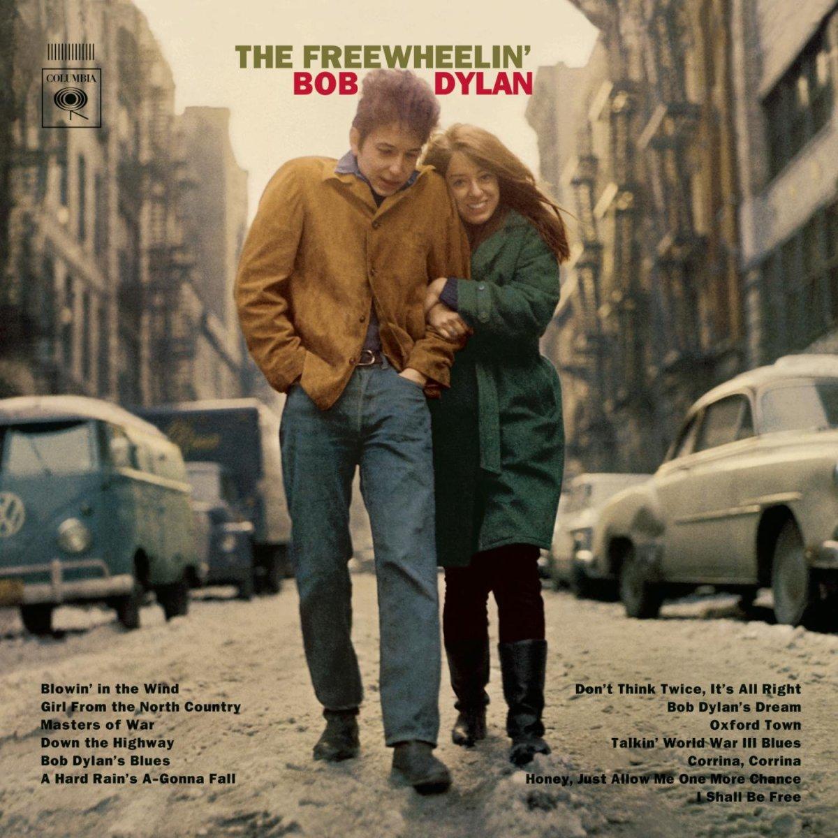 Bob Dylan, Freewheelin'