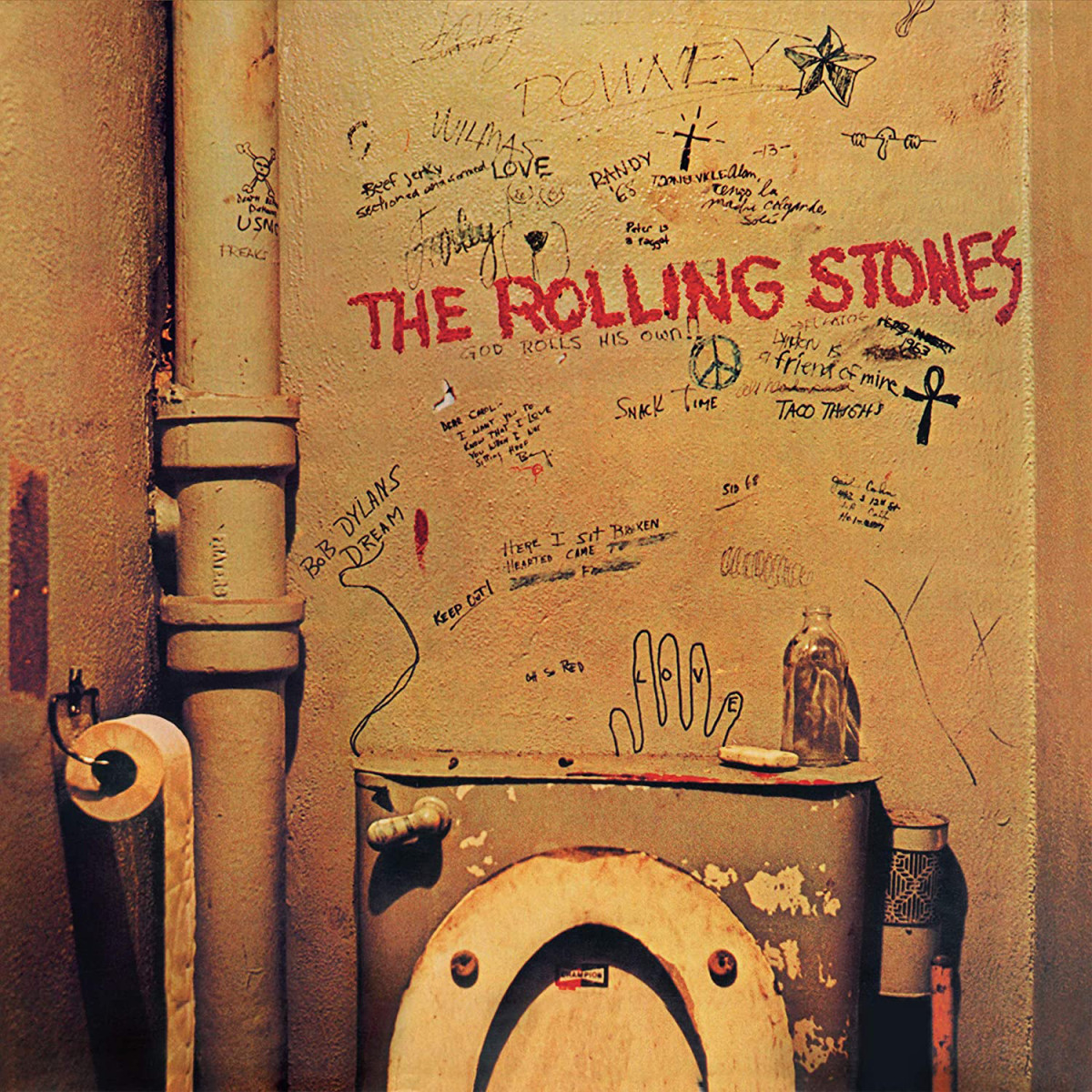 The Rolling Stones, Beggars Banquet