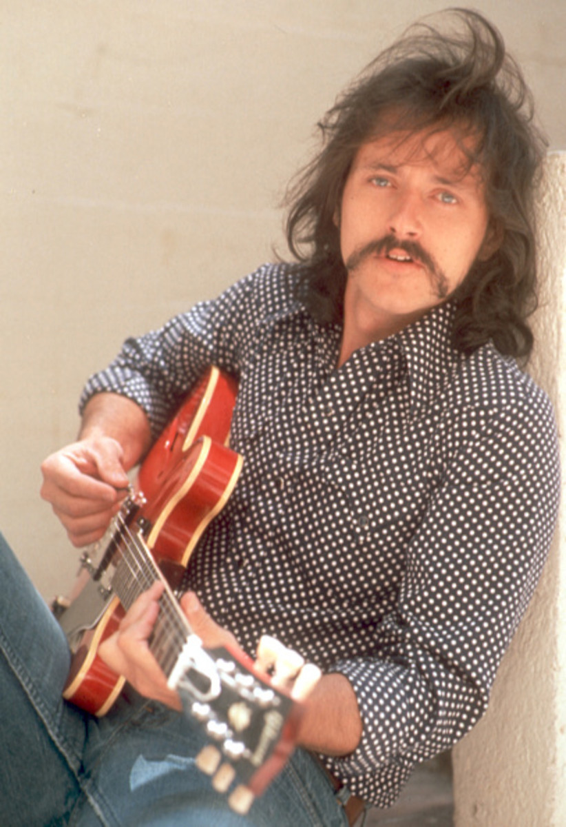 A publicity photo of Jesse Colin Young from the 1970s. Photo byMichael Ochs Archives/Getty Images.