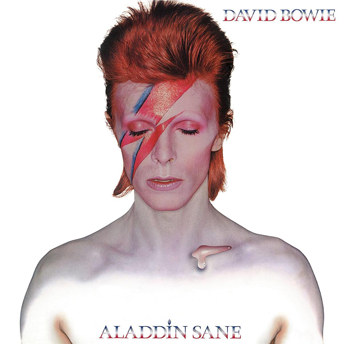 David Bowie, Aladdin Sane