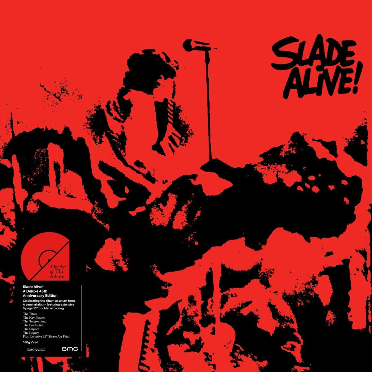 Slade, Alive