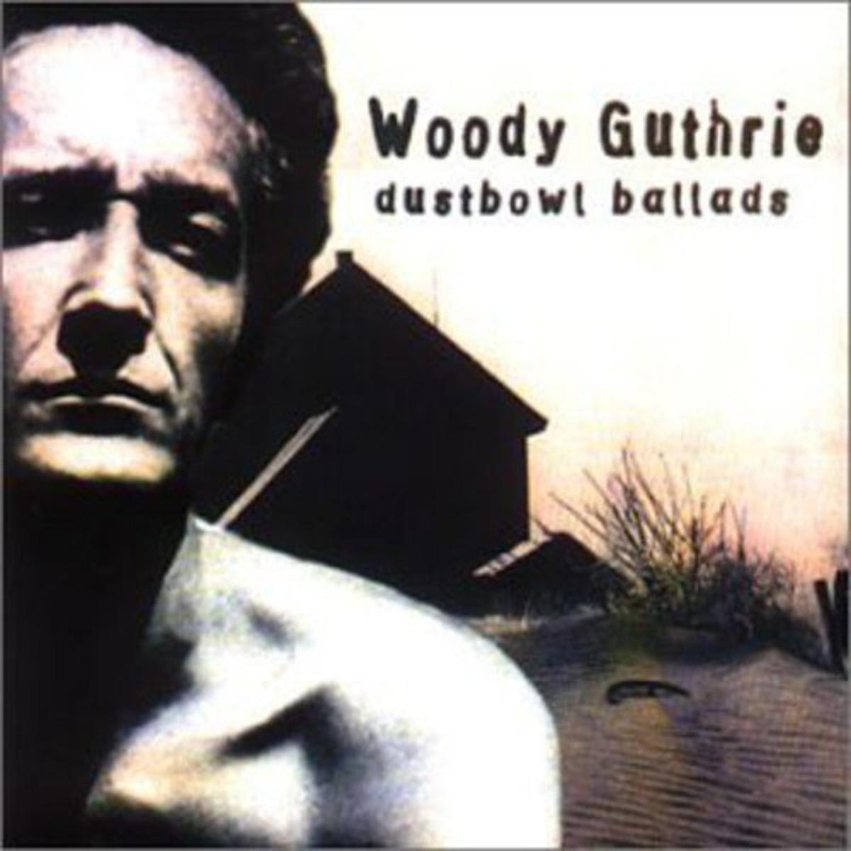 Woody Guthrie, Dust Bowl Ballads