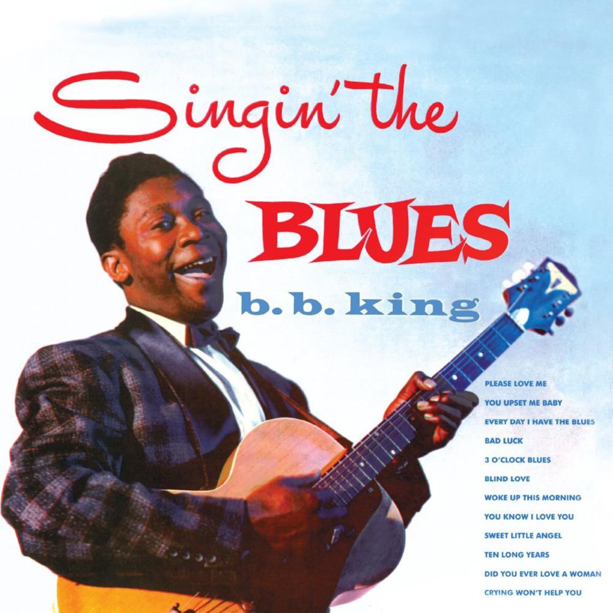 B.B. King, Singing The Blues