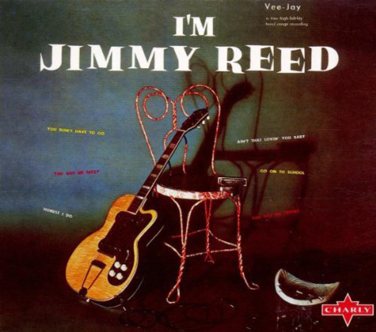 Jimmy Reed, I'm Jimmy Reed