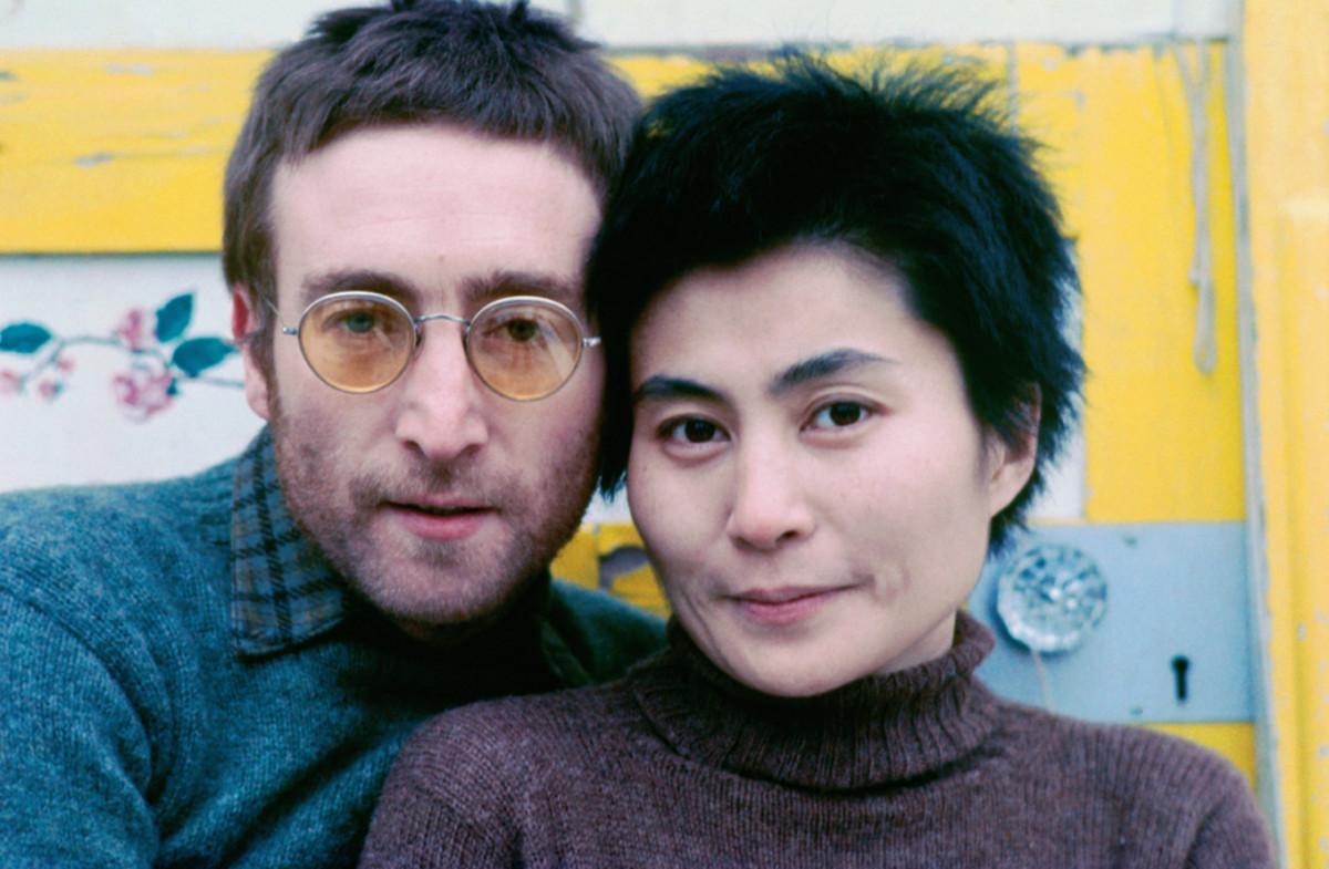 Richard DiLello © Yoko Ono Lennon