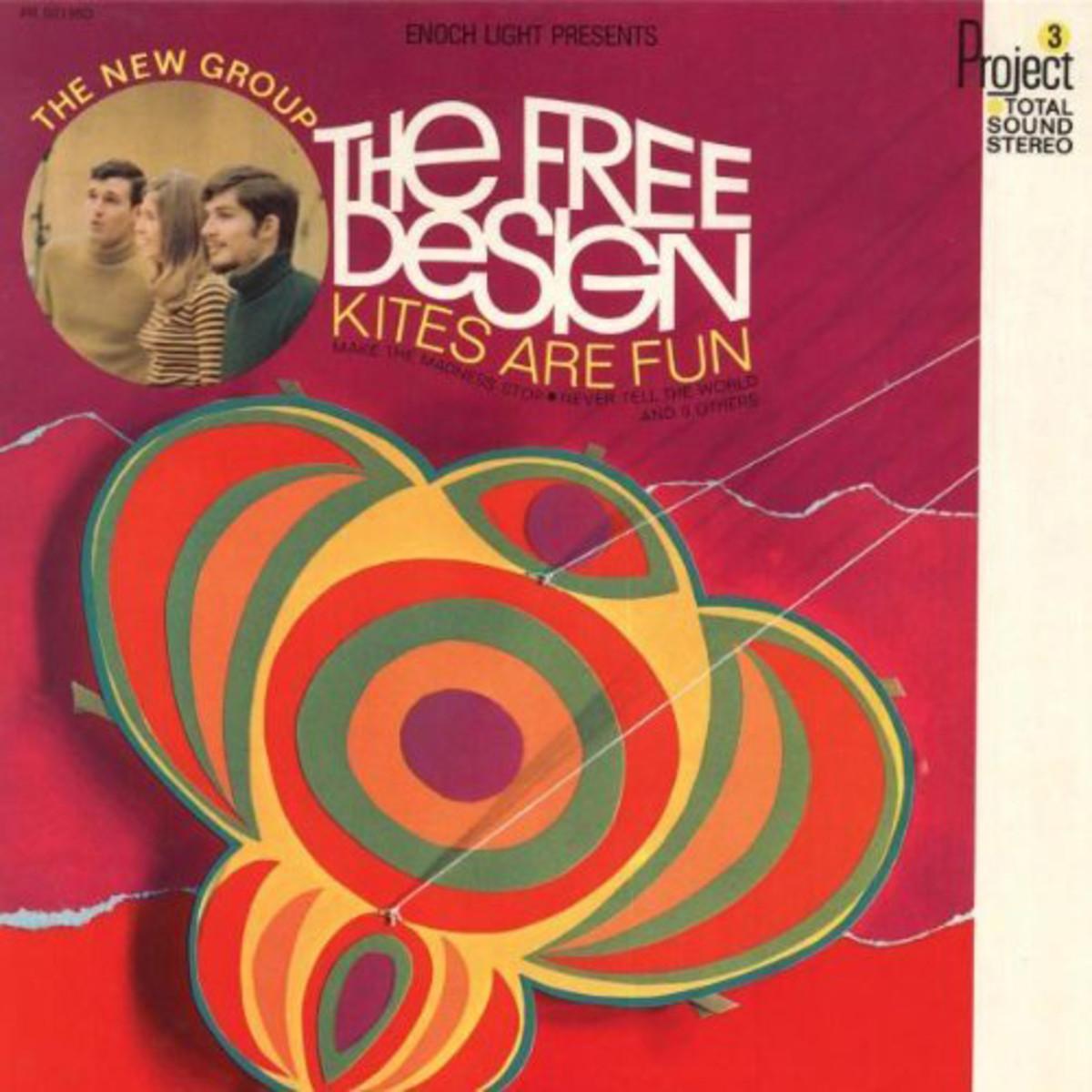 Kites Are Fun —The Free Design
