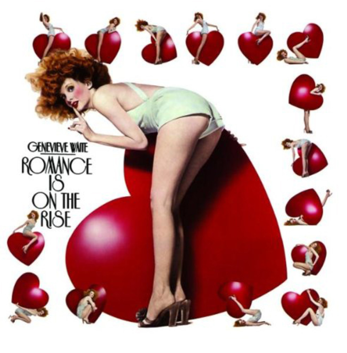 Romance Is on the Rise — Genevieve Waite