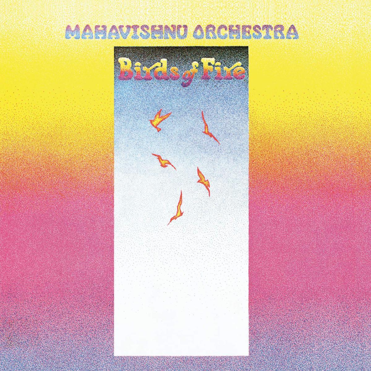 Mahavishnu Orchestra, Birds of Fire