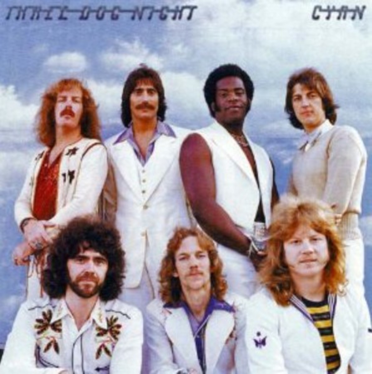 Chuck Negron, top row, second from left