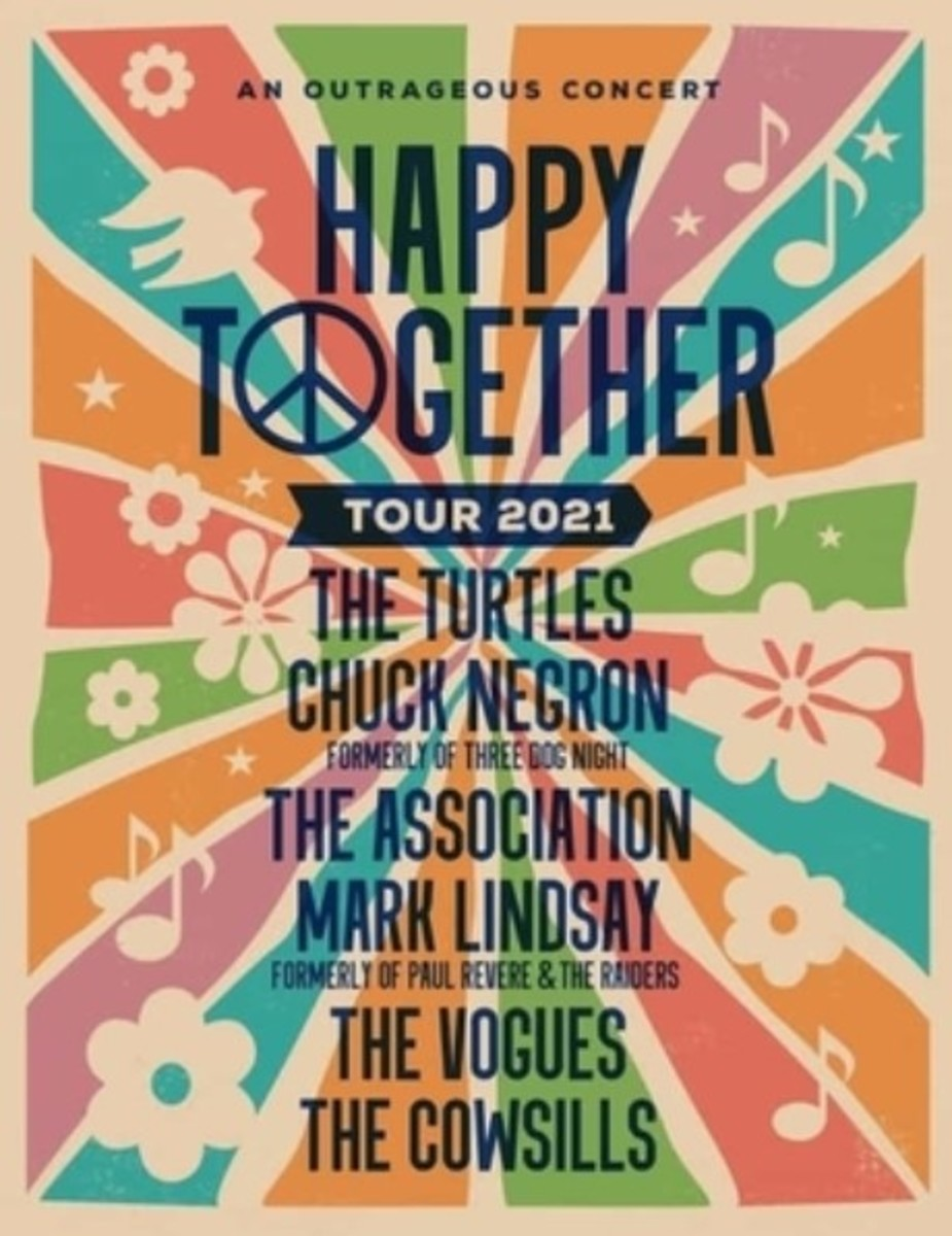 Chuck Negron Happy 2021