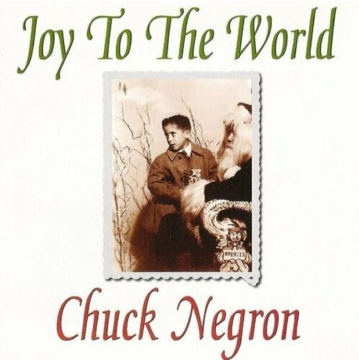 Chuck Negron Joy