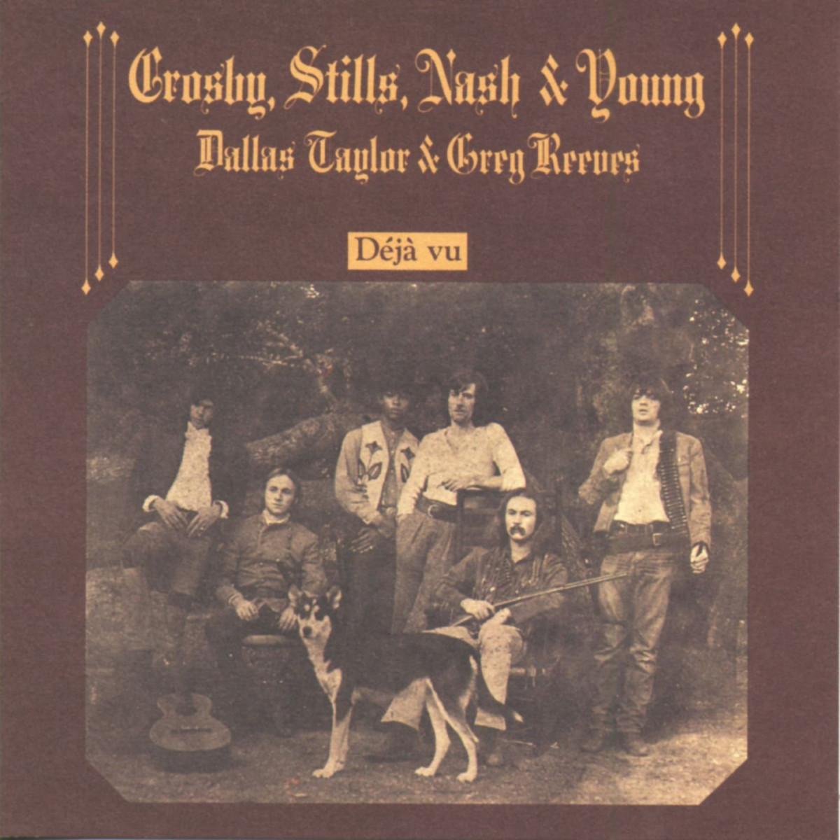 Crosby, Stills, Nash & Young, Déjà Vu