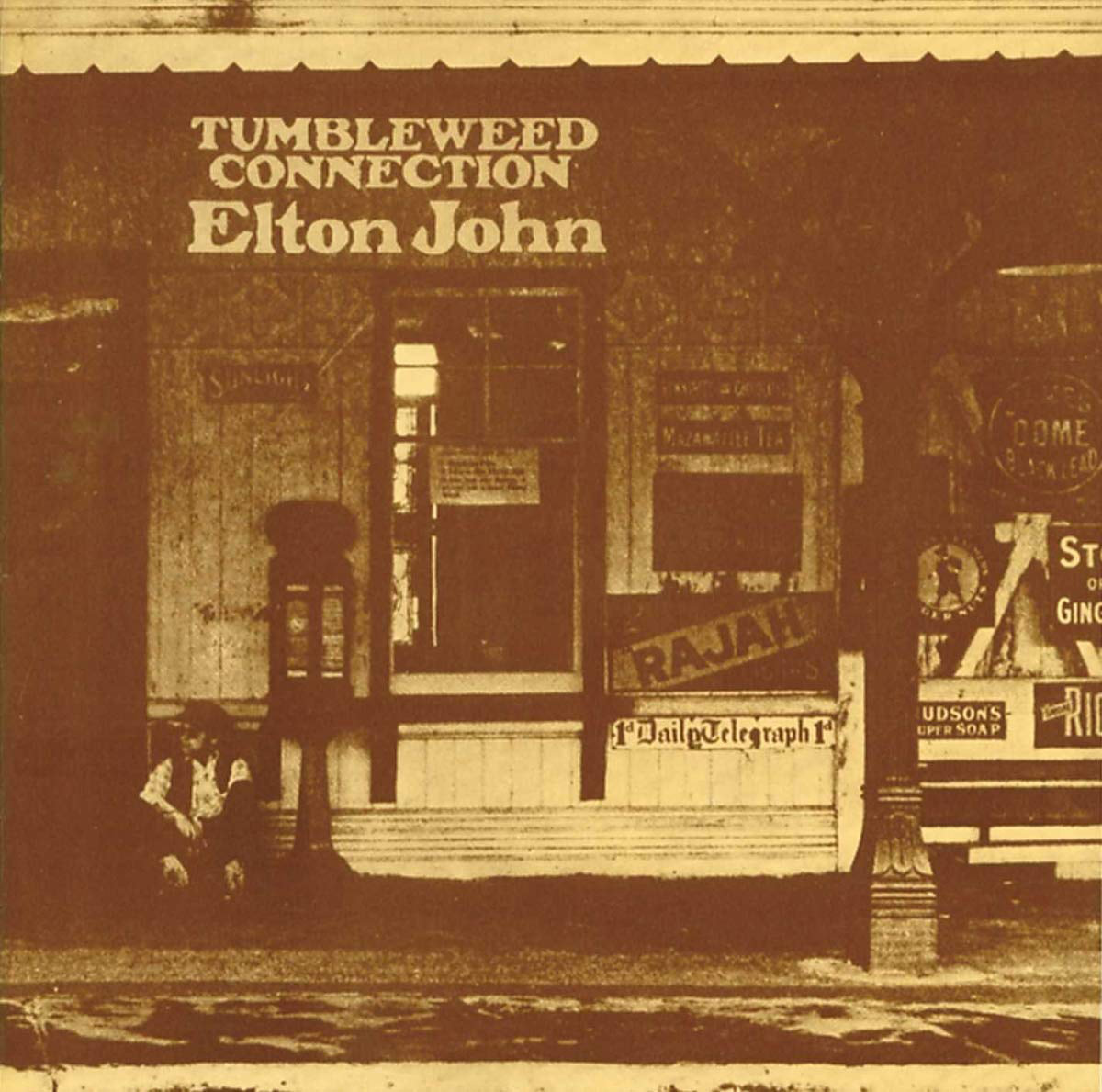 Elton John, Tumbleweed Connection