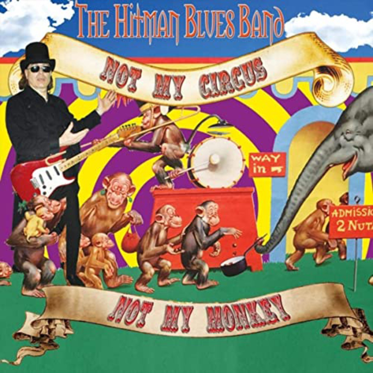 The Hitman Blues Band