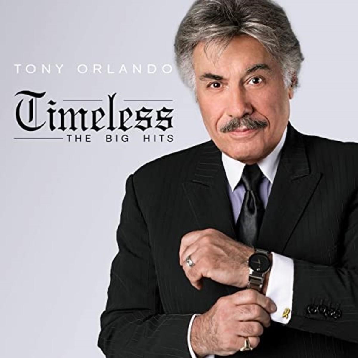 Tony Orlando cover