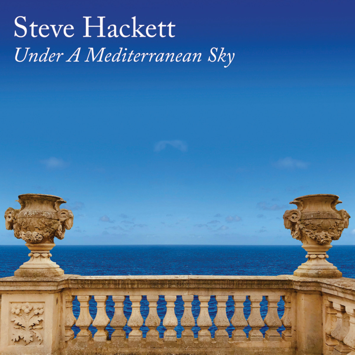 Steve HackettUnder A Mediterranean Sky