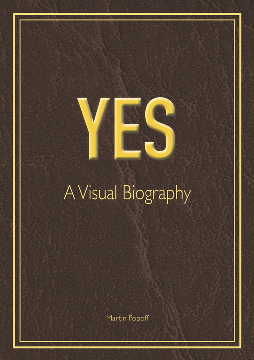 """Yes gets a """"Visual Biography"""" in July 2021 - Goldmine Magazine: Record  Collector & Music Memorabilia"""