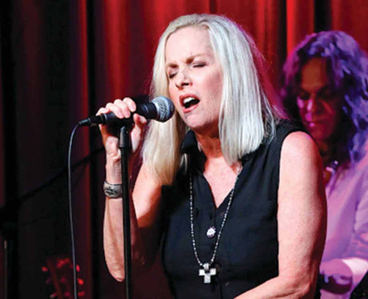 Cherie Currie performs at the GRAMMY Museum on August 01, 2019 in Los Angeles, California. (Photo by Rebecca Sapp/WireImage)