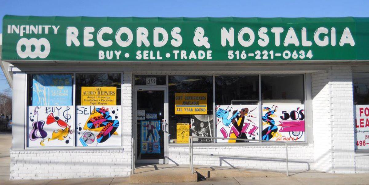 Infinity Records inMassapequa Park, NY