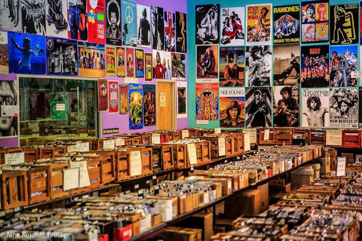 Fantasyland Records of Atlanta, GA