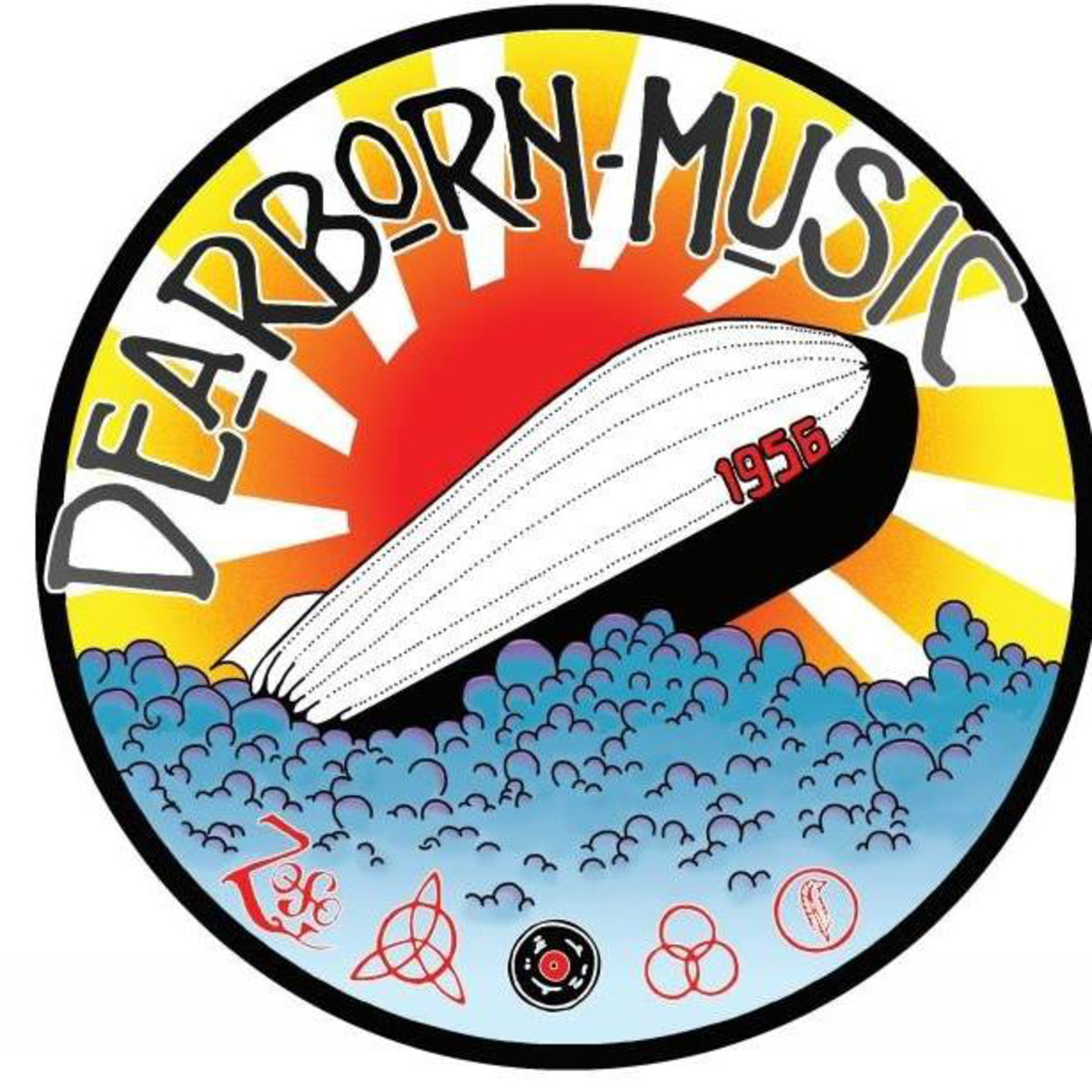 Dearborn Musicin Dearborn, MI logo