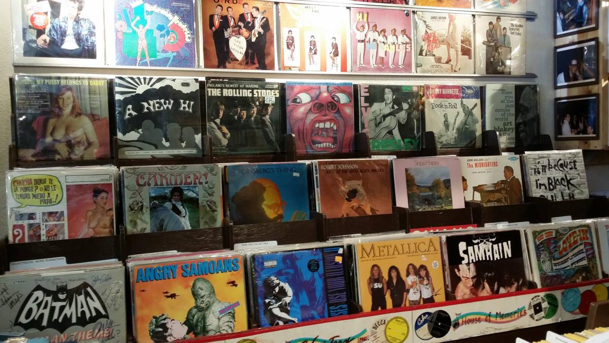 Wax Trax Records in Las Vegas, NV