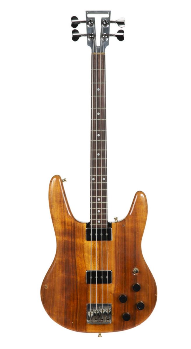 1974 Dan Armstrong Prototype Bass