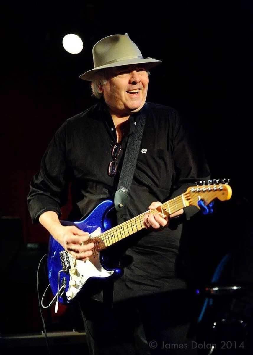 Gene Cornish onstage. Photo by James Dolan, courtesy of DebBee Davis