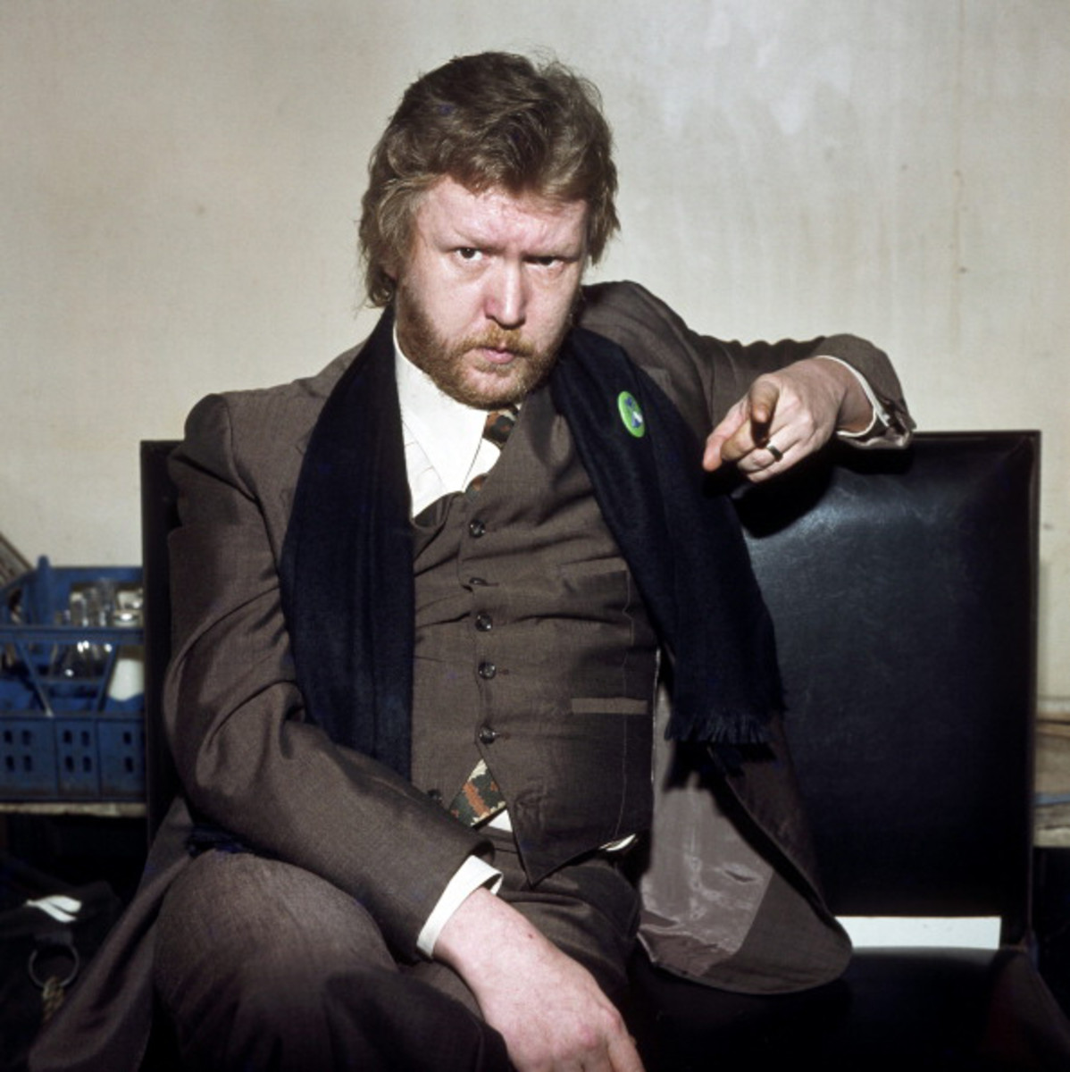 Harry Nilsson. Photo by George Wilkes/Hulton Archive/Getty Images