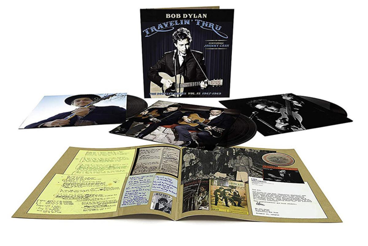 Bob Dylan-Travelin' Thru